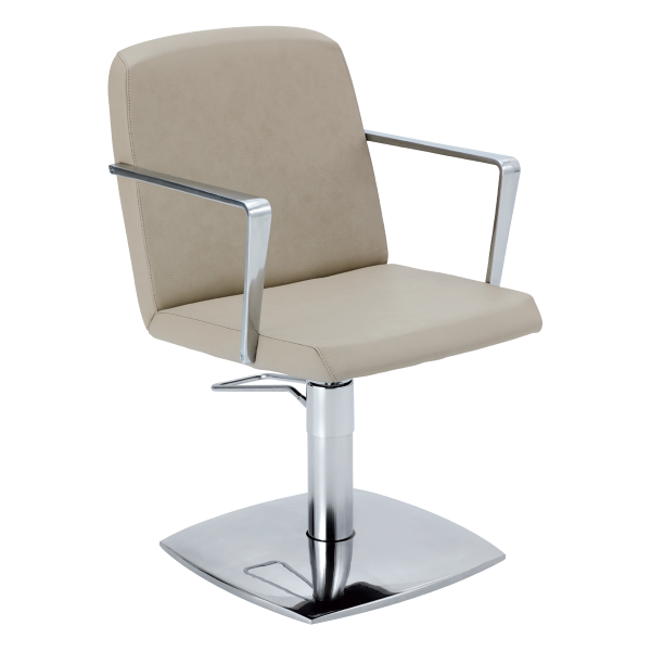 Ceriotti andy stylist chair regal hair salon supply for Colored salon chairs