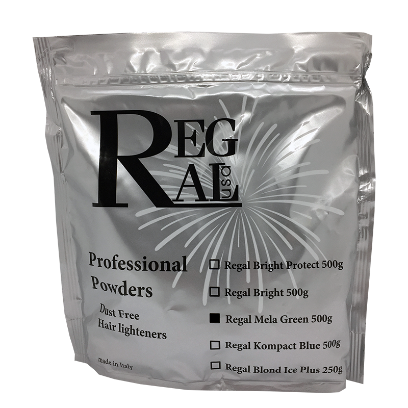 Regal Mela Green 500 - Regal Hair Color
